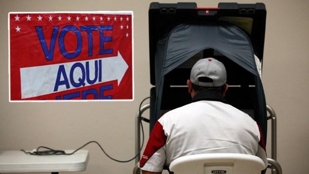 Hoy es el último día para registrarse para votar en Texas}