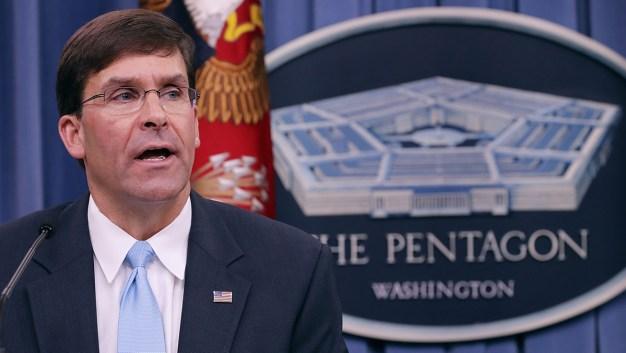 Trump nomina a su nuevo secretario de Defensa
