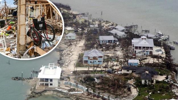 Bahamas: crece cifra de muertos y siguen mil desaparecidos