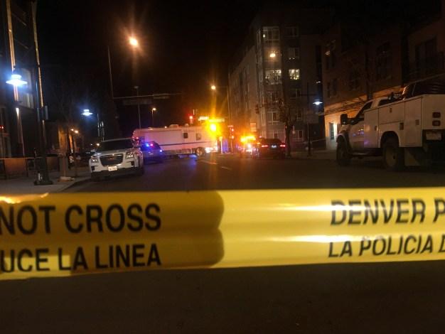 Una persona murió y tres heridos tras balacera en el Centro de Denver