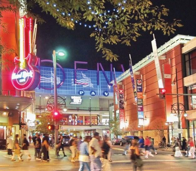 Destinos turísticos en Denver