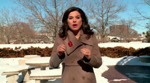 Llega otra nevada a Colorado