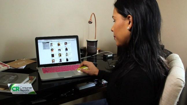 Buscar pareja por internet tiene sus altibajos