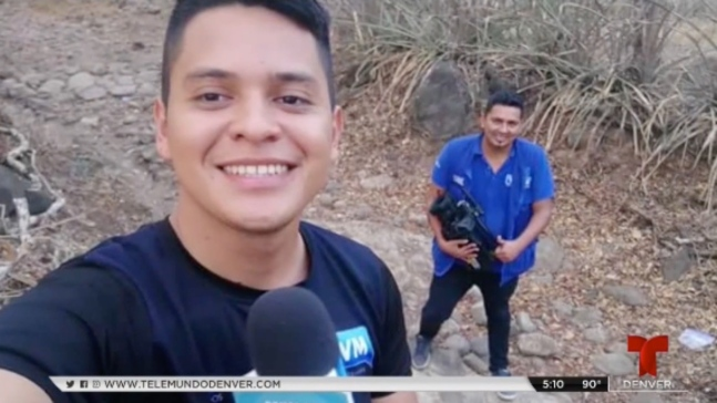 """Tus Historias, Tu Voz"": Periodista Salvadoreño"