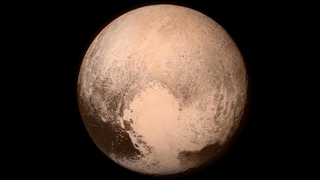 ¡Plutón, como nunca lo habías visto!