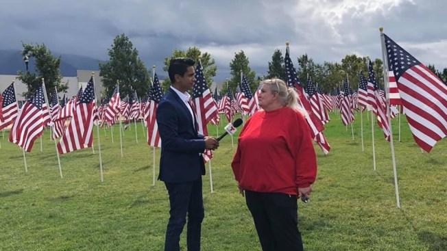 Utah rinde homenaje a las víctimas y héroes de los ataques del  9/11