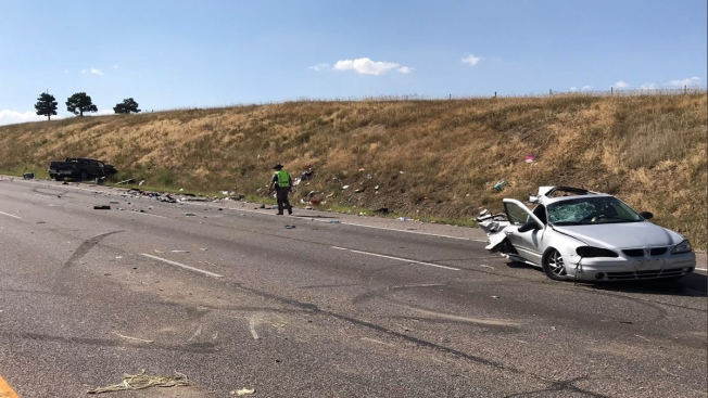 Menor muere en accidente de tránsito en la I-70