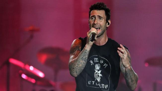 """Maroon 5 hará el show de medio tiempo del """"Super Bowl"""""""