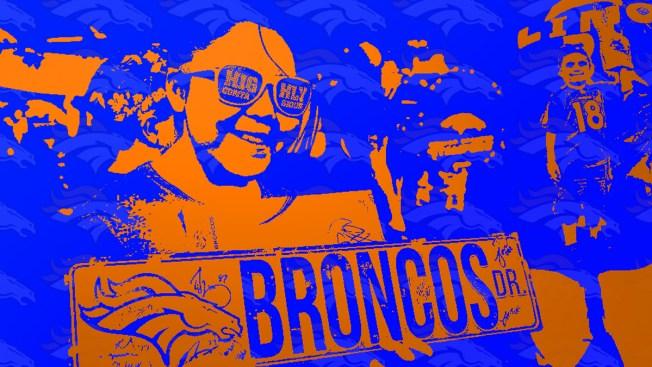 Estamos buscando al fanático más fanático de los Broncos