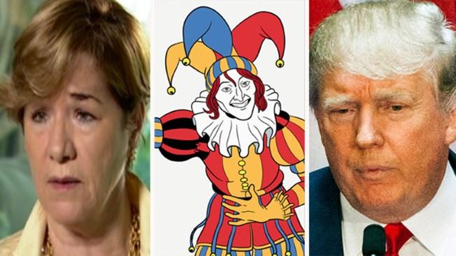 Psíquica revela la vida pasada de Donald Trump