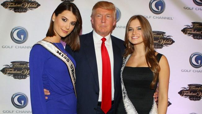 Trump compra a NBC su parte del  Miss Universo