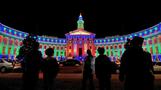 Celebra la Navidad a lo grande en Denver