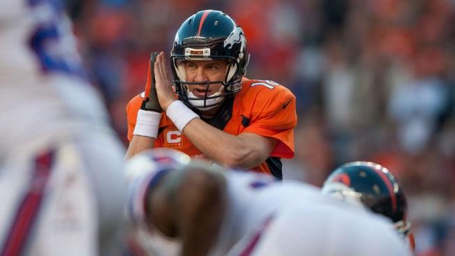 Anderson anota tres veces en triunfo de Broncos