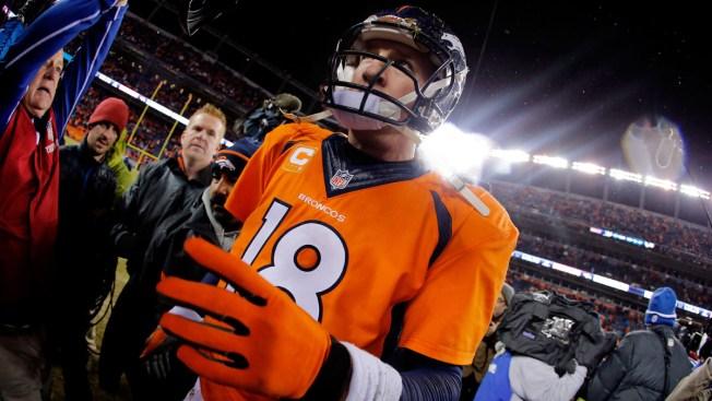 Manning questiona su regreso a los Broncos