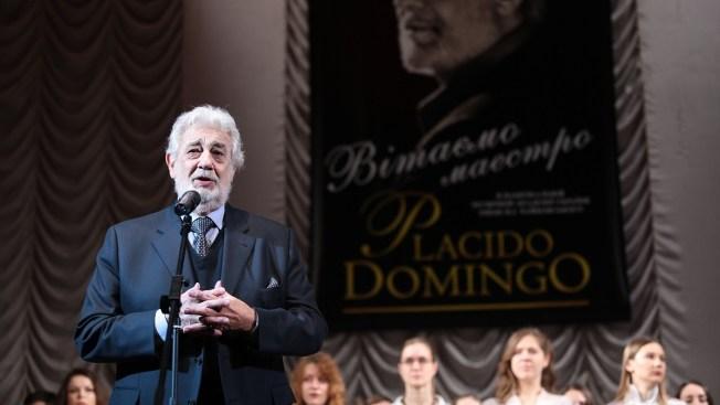 Sindicato de la ópera abre investigación contra Plácido Domingo por acusaciones de acoso sexual