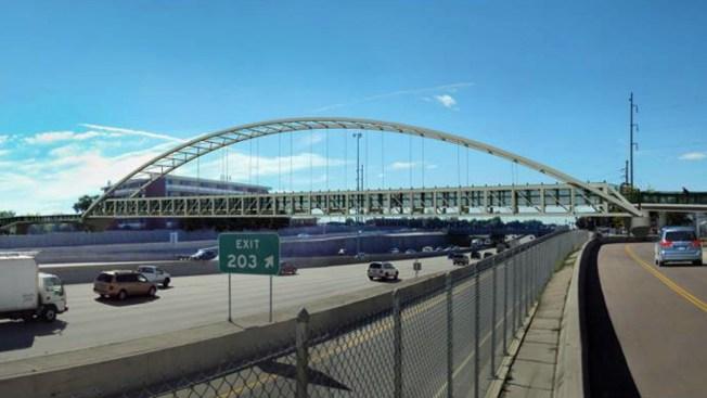 Cierre de carriles en la I-25 por construcción