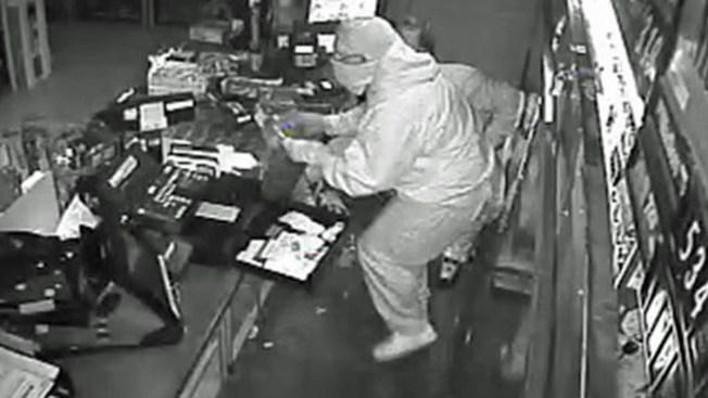 Cuatro arrestados en caso de múltiples robos
