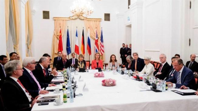 Logran histórico acuerdo nuclear con Irán