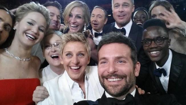 Los mejores selfies del 2014