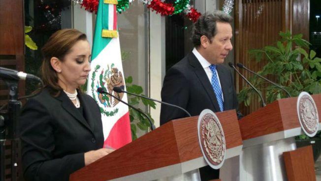 México confirma muerte de 8 turistas en Egipto