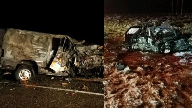 Trágico accidente al sur de Utah deja tres fallecidos