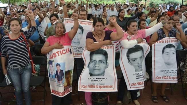 Ayotzinapa: Amnistía denuncia 'encubrimiento'