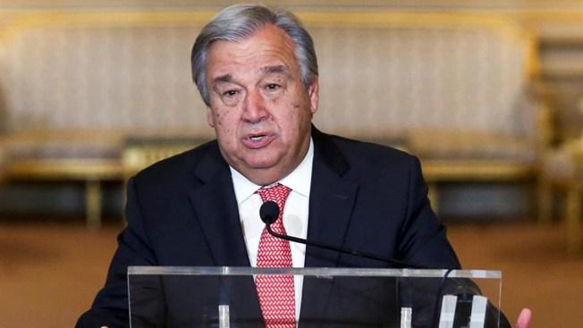 ONU nombra nuevo secretario general a António Guterres