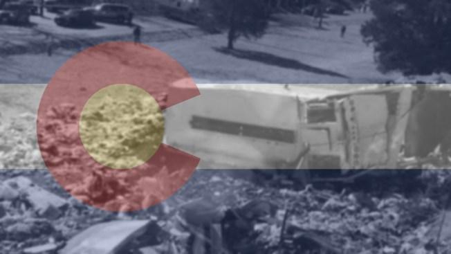 A salvo legisladores de Colorado en choque de tren
