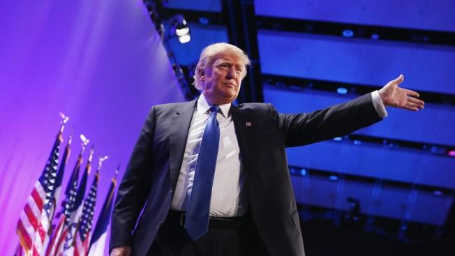 Donald Trump cambia sede de su evento en Arizona