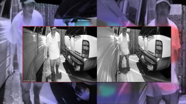 Buscan sospechoso de robo de auto, otros crímenes