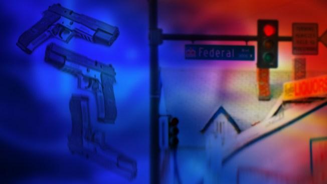Al menos dos personas heridas en tiroteo en la Federal