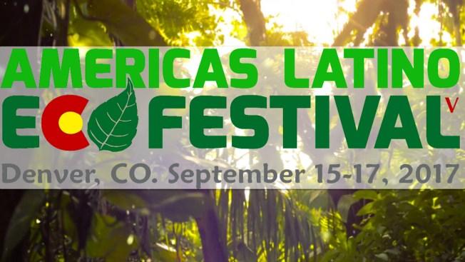 """Estás invitado al """"V Festival Ecológico Latino de Denver"""""""