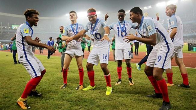 Copa Mundial de la FIFA Sub-17: Inglaterra campeón