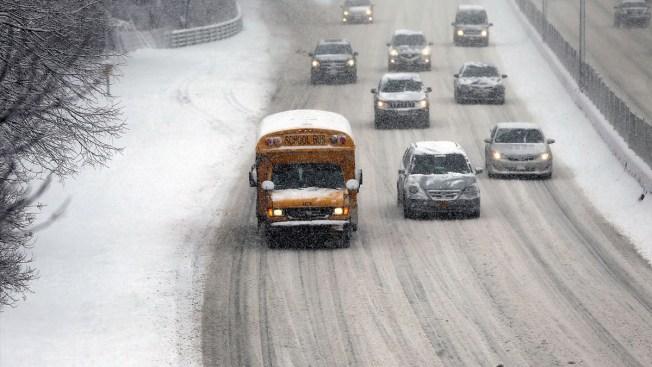 El invierno no da tregua en EEUU