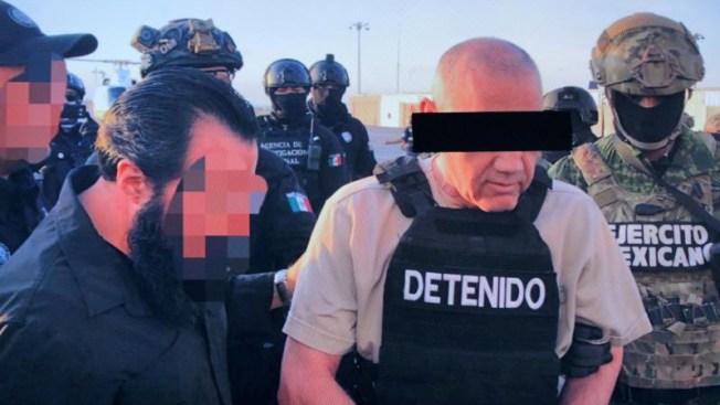 """Cae todo el peso de la ley sobre sucesor de """"El Chapo"""""""
