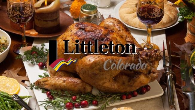 Cierres en Littleton por el Día de Acción de Gracias