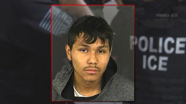 Joven liberado tras matar reo, es arrestado por ICE