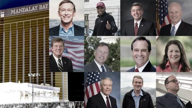 Políticos de Colorado reaccionan ante ataque en Las Vegas
