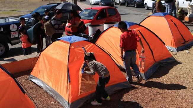 Niños migrantes truncan su educación por los traslados