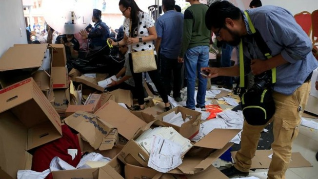 Investigan presunto fraude electoral en Puebla