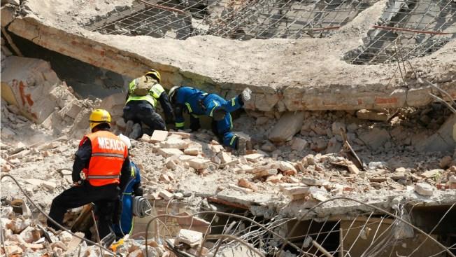 Enrique Peña Nieto decreta tres días de luto nacional tras terremoto