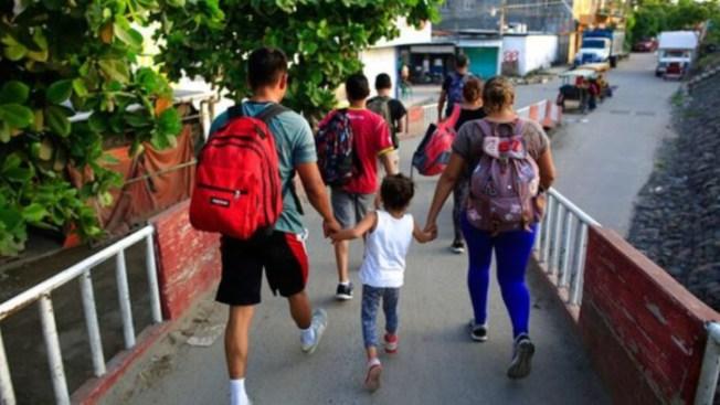 México intercepta a más de 19,000 migrantes en peligro