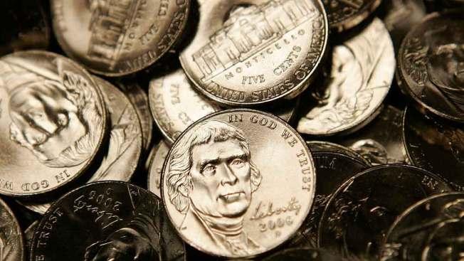 """Fervor por """"nickels"""" valiosos"""