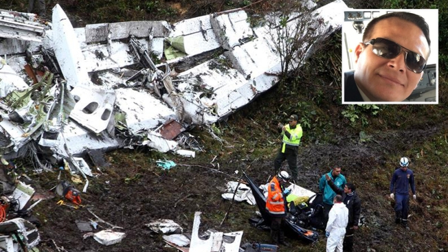 Confirman que accidente de Chapecoense fue por falta de combustible