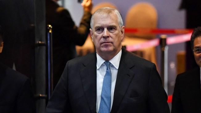Escándalo por amistad con Epstein obliga al príncipe Andrew a alejarse de la vida pública