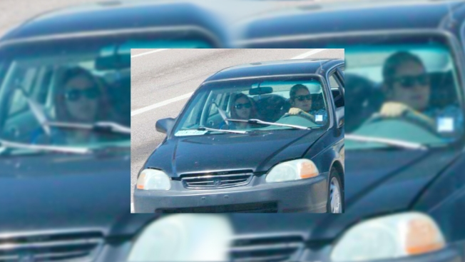 Roban auto, siguen rompiendo la ley al volante