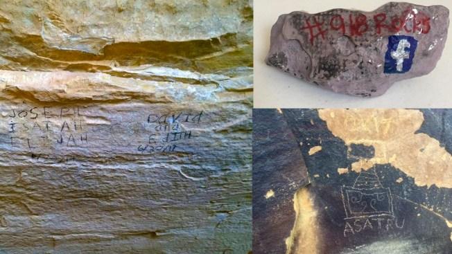 Destruyen artefactos arqueológicos en Mesa Verde