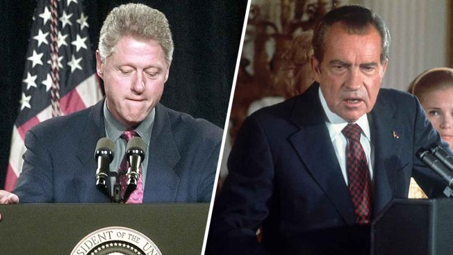 Juicios políticos en EEUU: una renuncia y dos absoluciones