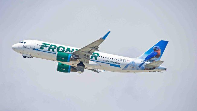 Frontier ofrece 2 millones de boletos a mitad de precio