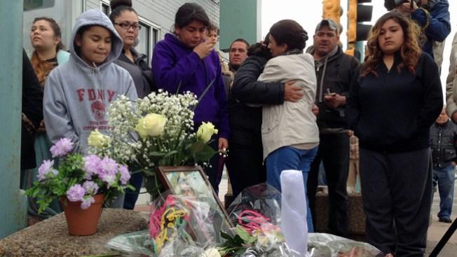 Joven latino muere en accidente